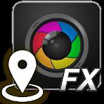 Camera ZOOM FX Geotagger Icon