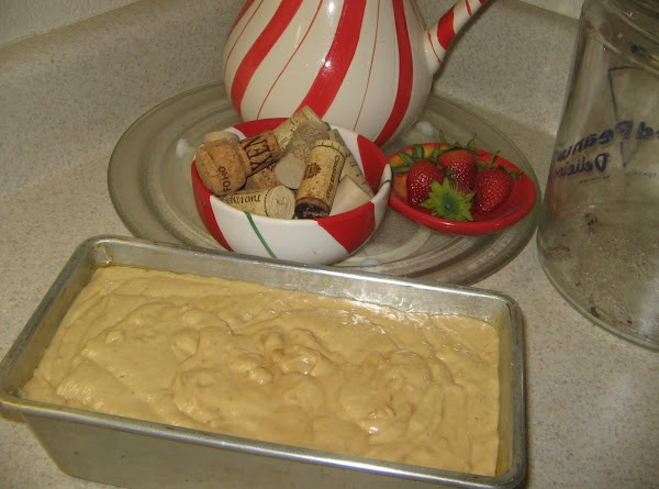 Pour batter into prepared pan. Bake for 55 minutes  to 1 hour or...