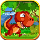 Jungle Dino Run