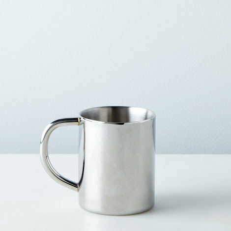 Double-Walled Stainless 8oz Mug