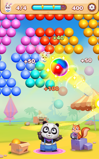 Panda Bubble Mania: Free Bubble Shooter 2019 1.08 screenshots 3