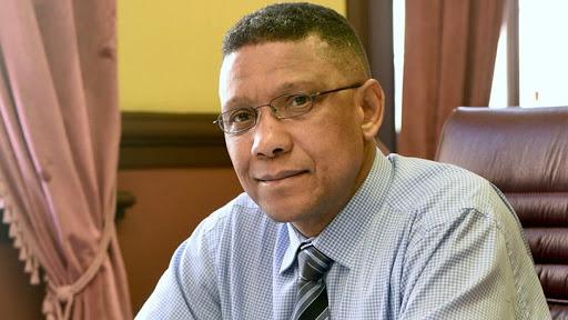 Tshwane executive mayor Randall Williams.