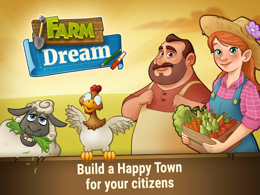 Farm Dream: Village Harvest - Town Paradise Sim 1.3.0 screenshots 6