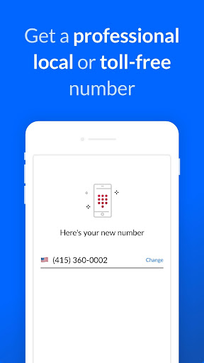 OpenPhone: Business Phone Number Business app for Android Preview 1
