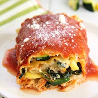 Cream Cheese Vegetable Lasagna Recipes.