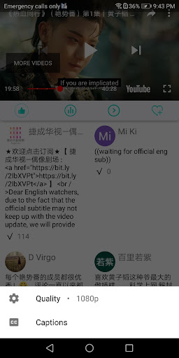 China TV, Chinese drama with English sub screenshot 5