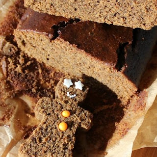 Gingerbread Cake - Vegan and Gluten-Free.