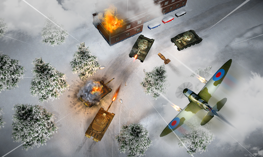 Army Tank games 2020: Offline War Machines Games 1.6.1 screenshots 12