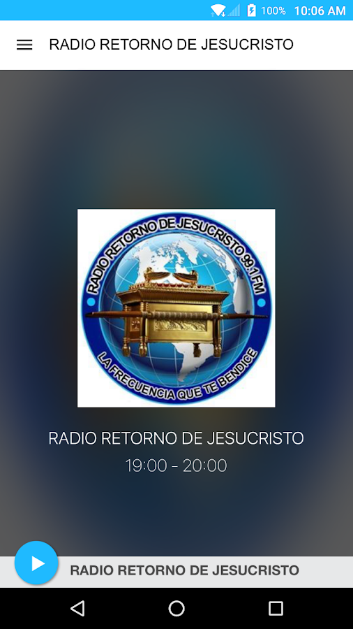 RADIO RETORNO DE JESUCRISTO- screenshot