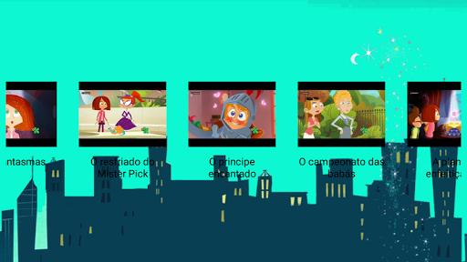 Vídeos da Miss Moon screenshot 1
