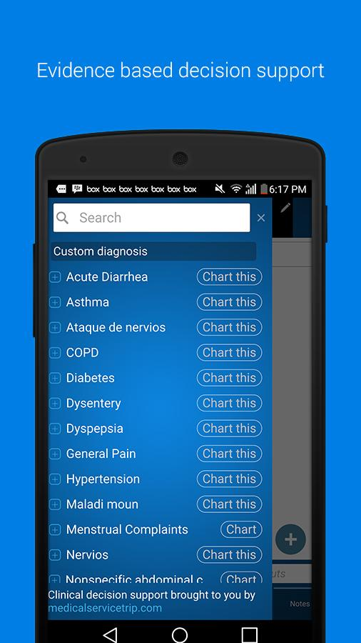 QuickChart Remote Medical EMR- screenshot