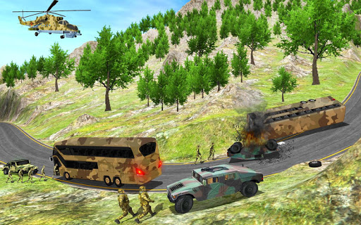 Army Bus Simulator 2020: Bus Driving Games android2mod screenshots 7