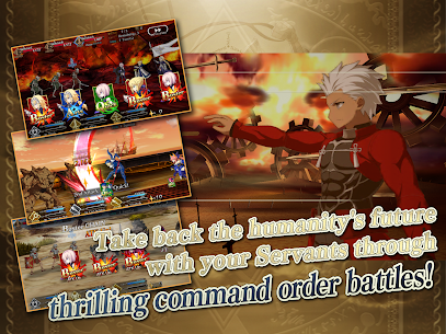 Fate/Grand Order MOD APK [Instant Win/Damage] 9