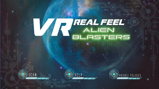 VR Real Feel Alien Blasters App 2.1 screenshots 1