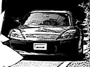 RX-8  SE3P type Sのカスタム事例画像 おシノさんの2019年05月03日06:12の投稿