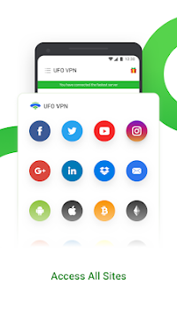 Ufo Vpn Unlimited Best Free Fast Service Poster