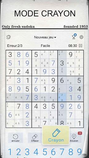 Sudoku - Sudoku classique gratuit  captures d'u00e9cran 2