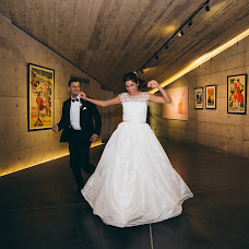 Wedding photographer Elena Kukoleva (SAWRINI). Photo of 02.03.2017
