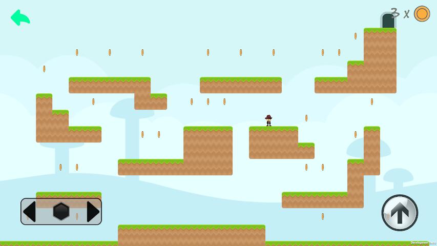 android Super Adventure World Screenshot 0