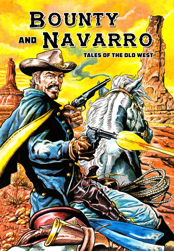 Bounty and Navarro: Tales of the Old West (2017)