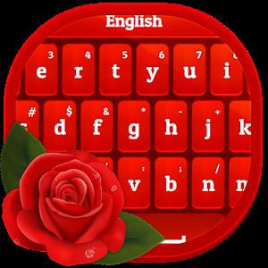 Red Rose Keyboard