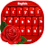 Red Rose Keyboard file APK for Gaming PC/PS3/PS4 Smart TV
