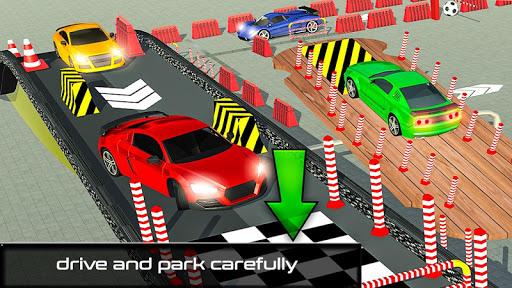 Modern Car : Drive Parking 3d 2.0 screenshots 4