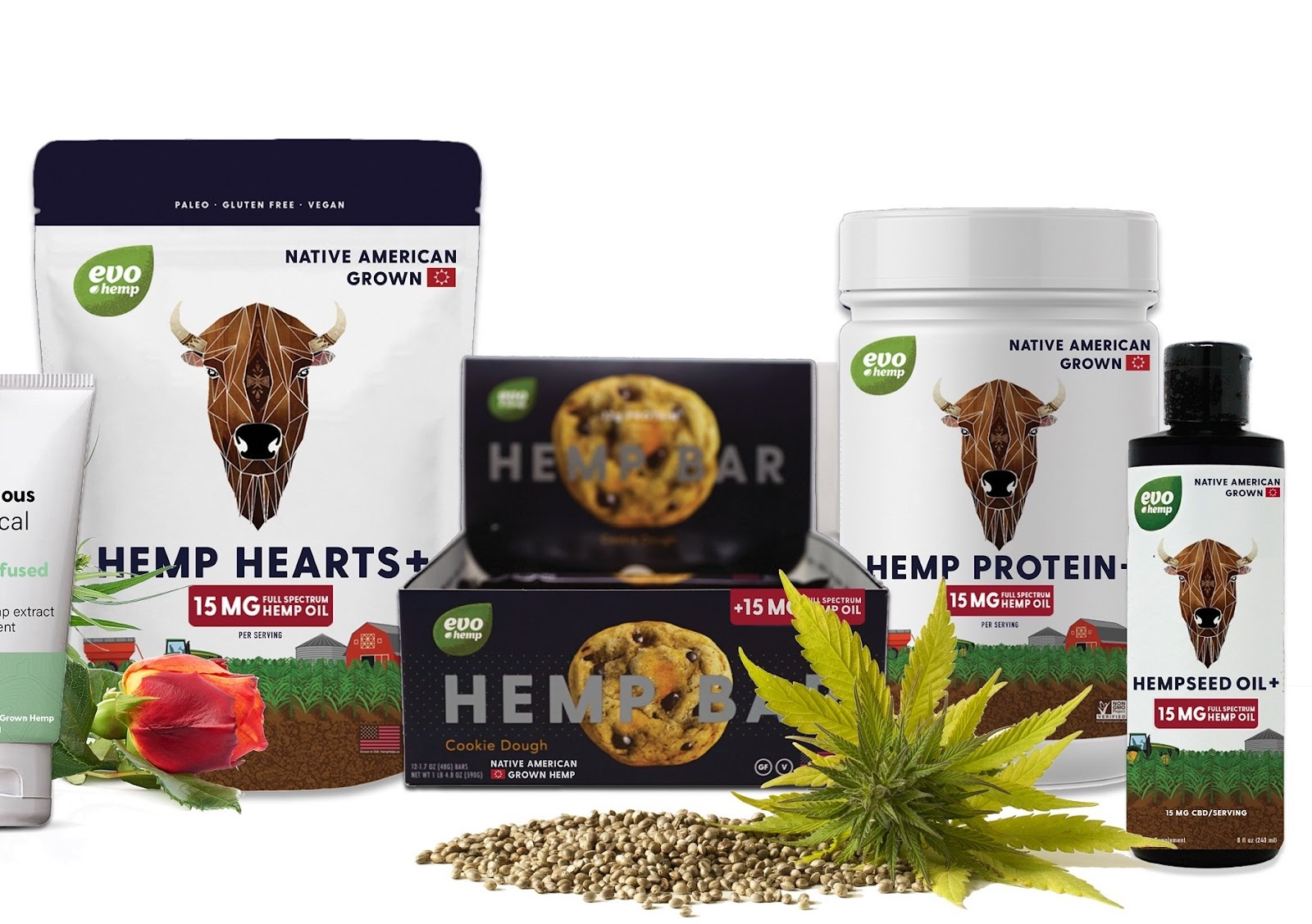 Evo Hemp Review Products