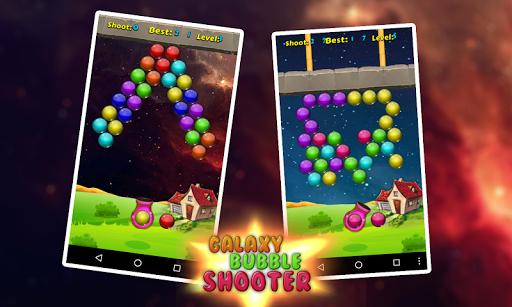 Galaxy Bubble Shooter