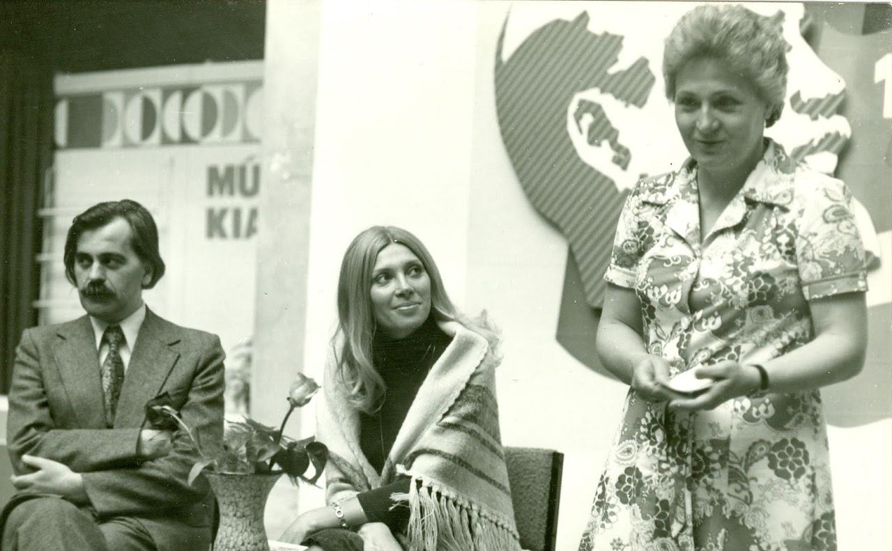 Bencze Ilona Szolnokon