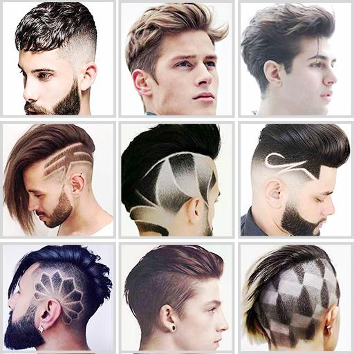 Boys Men Hairstyles and Hair cuts 2017