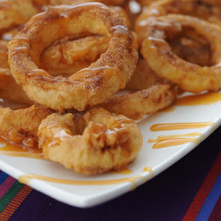 DESSERT APPLE RINGS