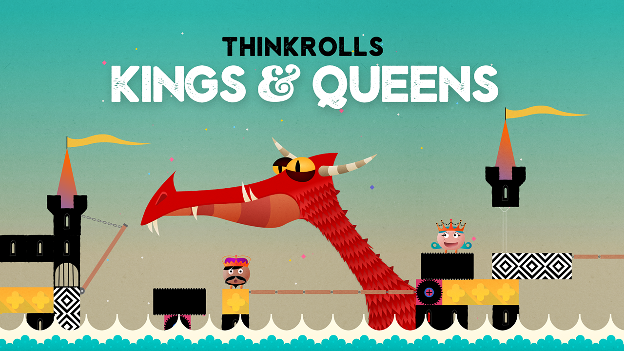 Thinkrolls: Kings & Queens- screenshot
