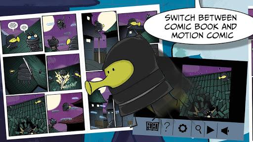 Doodle Jump Motion Comics