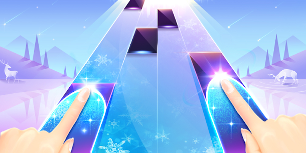 Piano Music Go 2019: EDM Piano Games 1.96 Android Mod + APK + Data 1