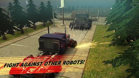 Futuristic Robot X Ray 2017- screenshot thumbnail