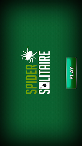 Spider Solitaire スパイダソリティア