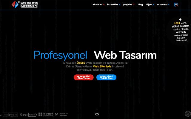 Web Tasarım Sistemleri