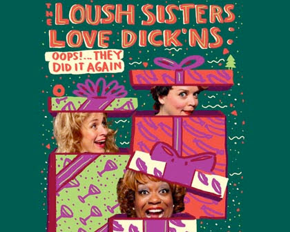 The Loush Sisters Love Dick'ns: Oops!... They Did It Again