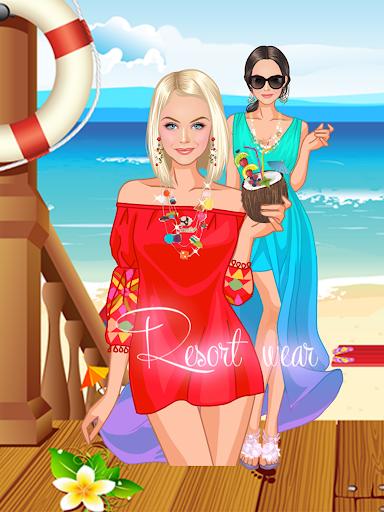 Code Triche u2764 Summer Dress Up Games u2764 APK MOD screenshots 5