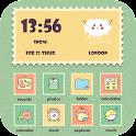 Little Cute launcher Theme icon