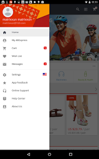 AliExpress Shopping App - screenshot thumbnail