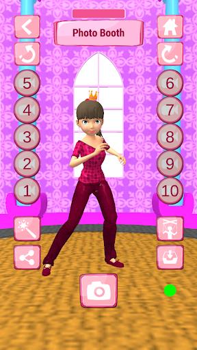無料娱乐Appの王女 設計 - 話します ガール|記事Game