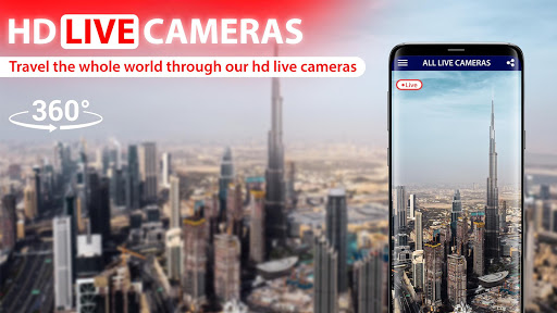 World Live Earth Web Cam screenshot 4