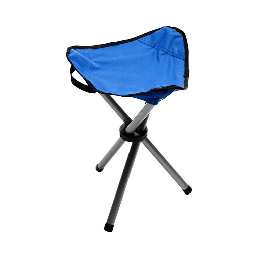 Folding Tripod Stool With Carry Case Custom Branded Leisure