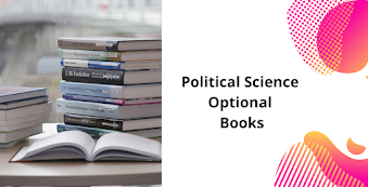 UPSC Political Science Optional Books