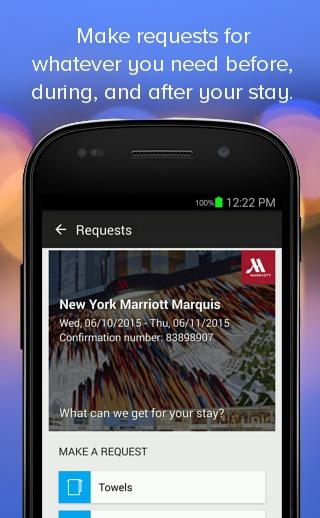 Marriott International- screenshot