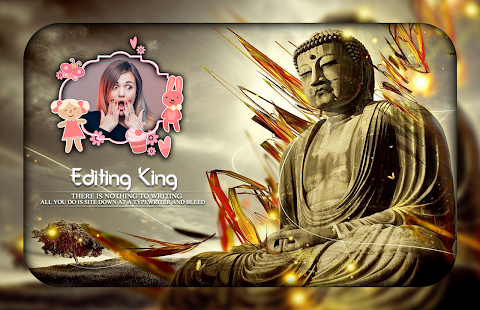 Download Lord Buddha Photo Frames For PC Windows and Mac apk screenshot 4