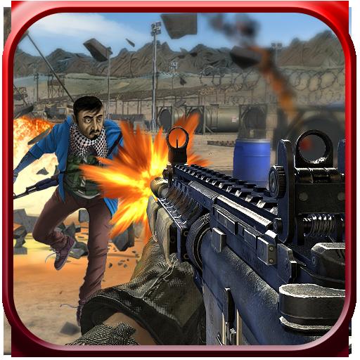 Counter Shoot War