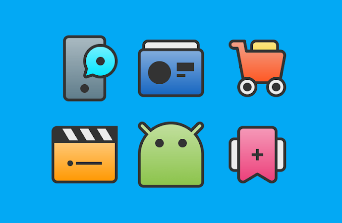 XIM – Icon Pack v3.2
